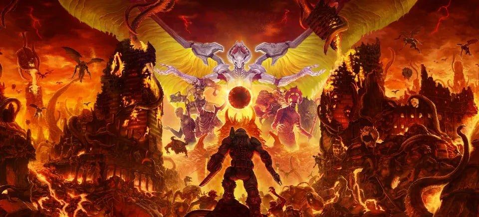 《毁灭战士:永恒》宣布跳票至明年3月_游戏还需要进一步打磨