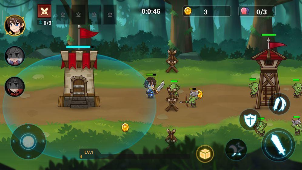 冒险与战争手游版1.0.0截图2