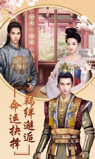 后宫风云之兰陵王妃安卓版2.1截图0