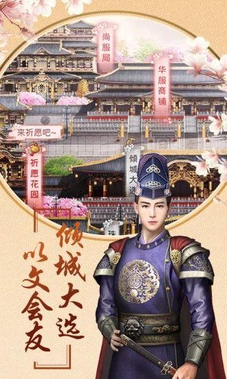 后宫风云之兰陵王妃安卓版2.1截图2