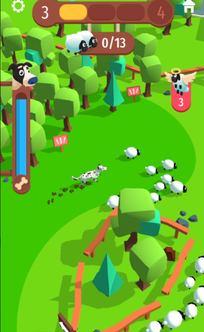 绵羊巡逻队安卓版1.0截图2