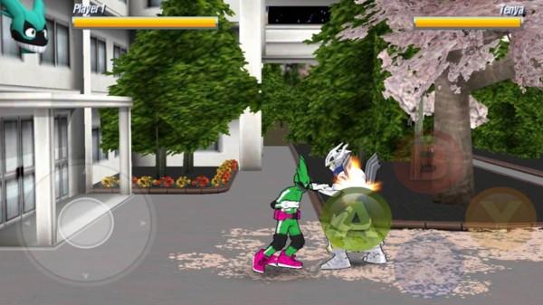决斗英雄学院安卓版1.1截图1
