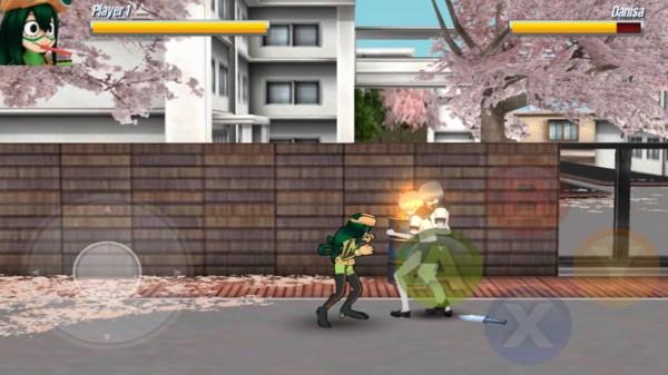 决斗英雄学院安卓版1.1截图2