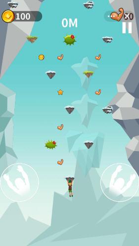 雪山攀登者手游版1.0.0截图0