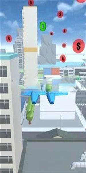 飞机漂流器手游版1.0截图0