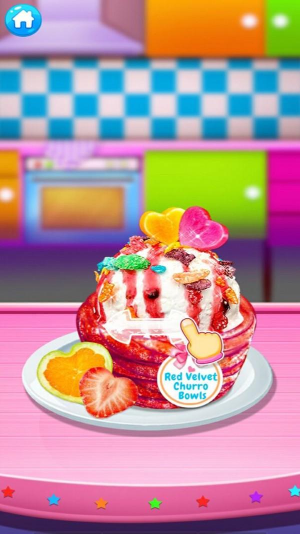 奶油冰糕手游版1.0.3截图1