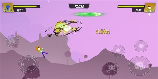火柴人英雄之战手游版4.3截图0