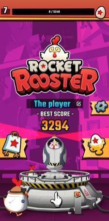 Rocket Rooster游戏安卓版v1.0.3截图0
