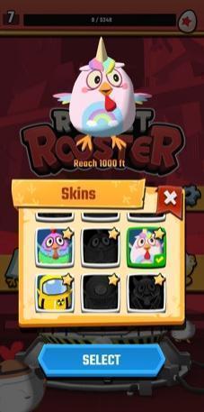 Rocket Rooster游戏安卓版v1.0.3截图2