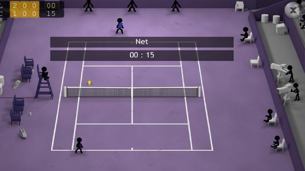 火柴人网球游戏最新版