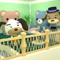 小逃生熊沙发的房间游戏官方最新版1.0.1