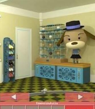 小逃生熊沙发的房间游戏官方最新版1.0.1截图0