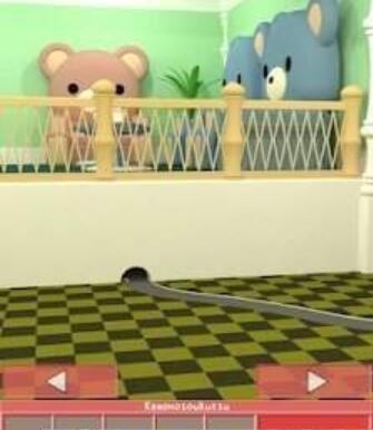 小逃生熊沙发的房间游戏官方最新版1.0.1截图2