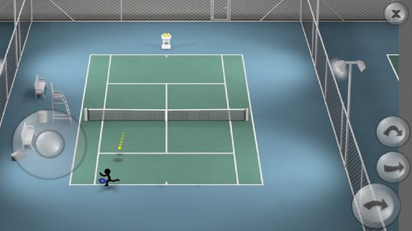 火柴人网球游戏最新版v2.0截图2