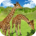 长颈鹿丛林生活模拟器安卓中文版1.0