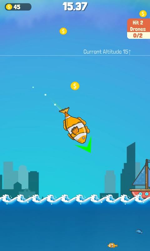 飞向宇宙的潜水艇无限金币版1.8.3截图2