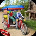 自行车人力车模拟器完整安卓版2.2