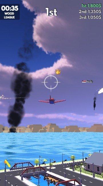 空战吃鸡游戏无限金币破解版1.3.1截图1