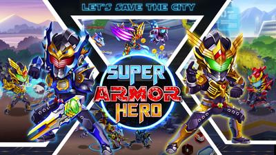 超级英雄装甲手游v1.0.1截图0