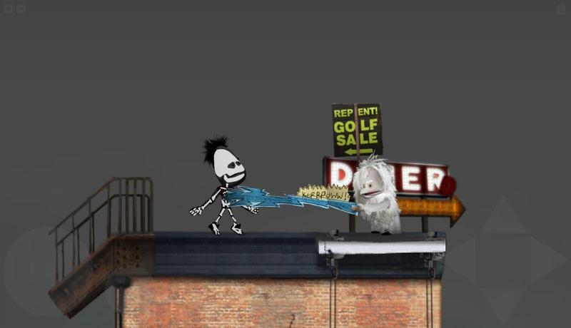 死亡嬉皮士手游版1.3截图1
