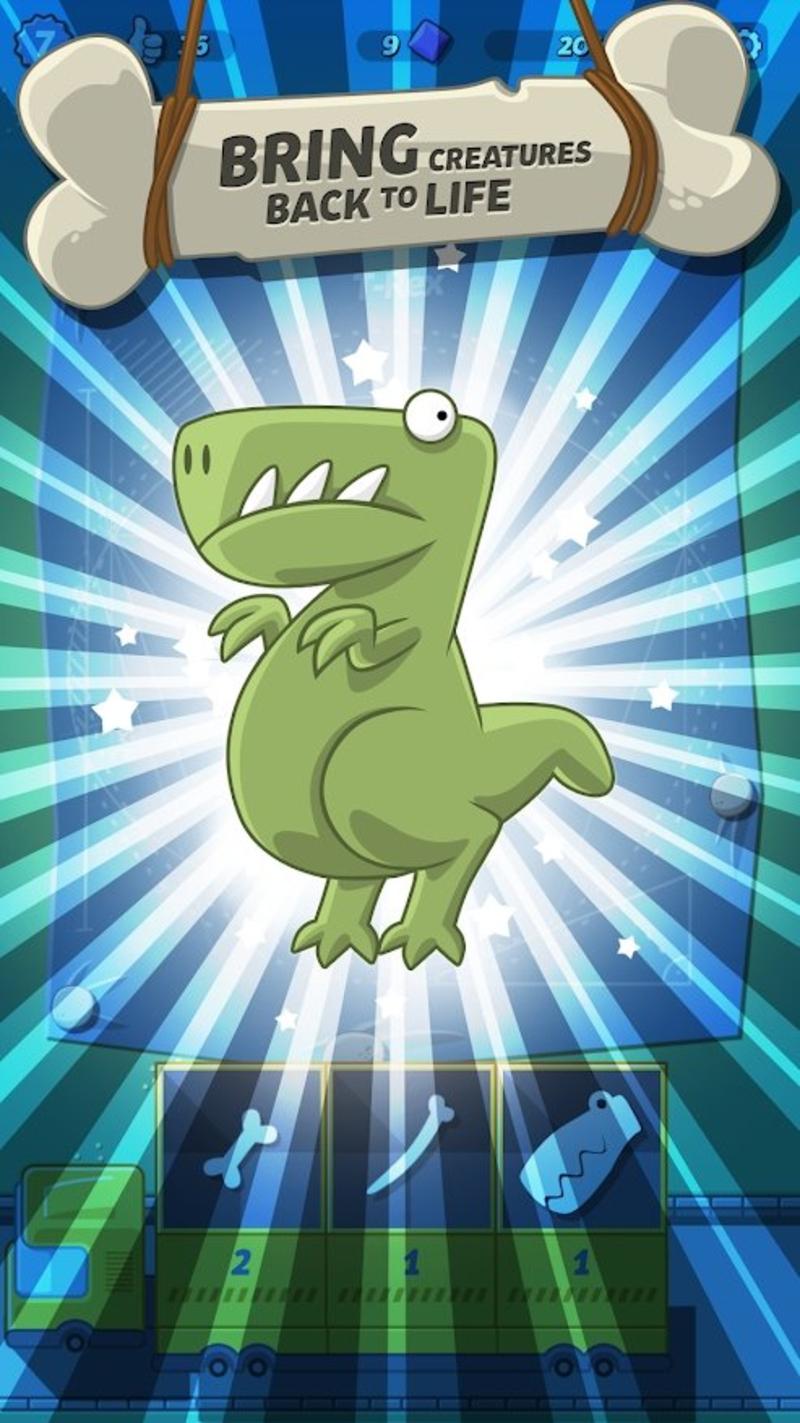 疯狂恐龙公园手游版1.37截图2