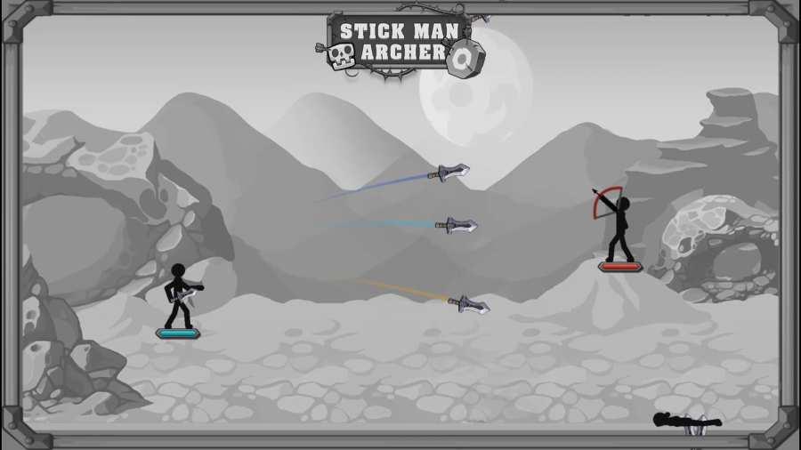 火柴人弓箭手先生安卓版v1.0.8截图0
