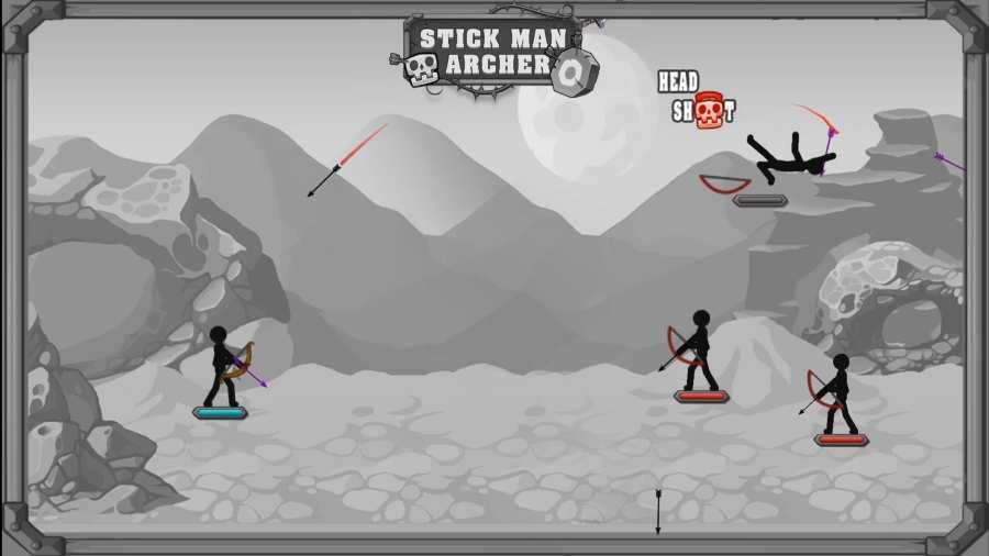 火柴人弓箭手先生安卓版v1.0.8截图2