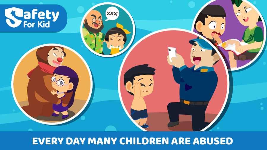 儿童安全教育手游v1.5截图0