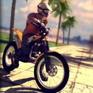 老式摩托赛车手安卓版v1.4.0