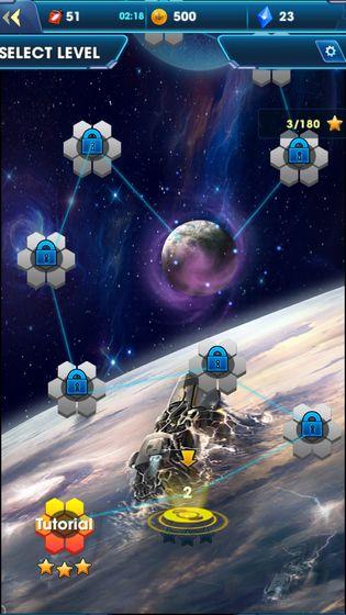 雷霆之光无限钻石内购破解版v2.1截图1