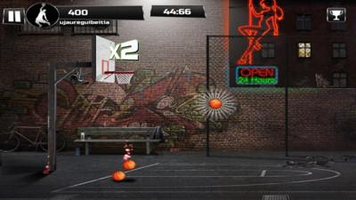街头爆炸篮球安卓版v11.0.9截图2