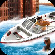 模拟驾驶洪水救援安卓版v1.1