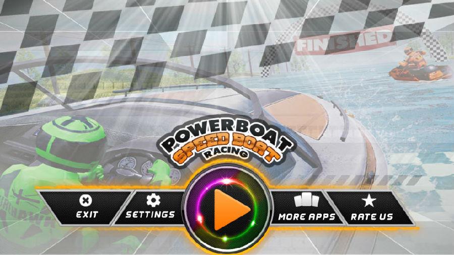 摩托艇速度赛车3D安卓版