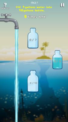 水容量脑谜手游v1.17截图1