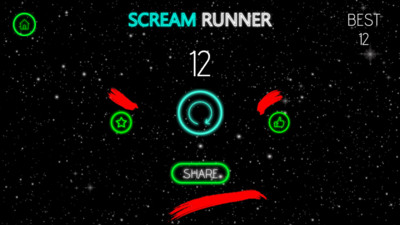 尖叫赛跑者安卓版v1.03截图2