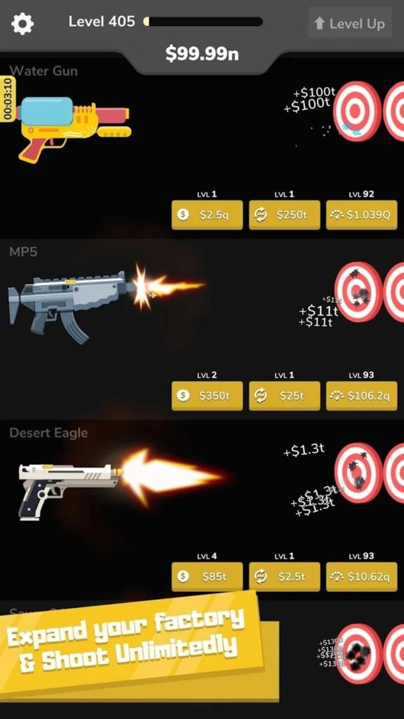 武器大亨安卓版1.4.3截图2