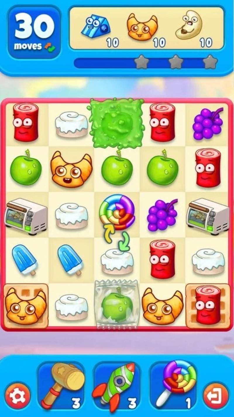 糖果消除手游版1.130.3截图1