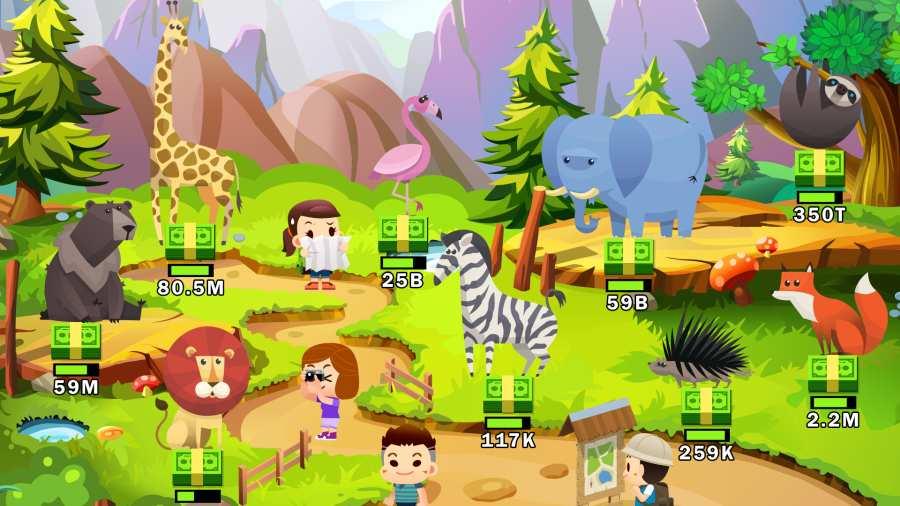 放置动物园动物园大亨安卓版v1.0.0截图1