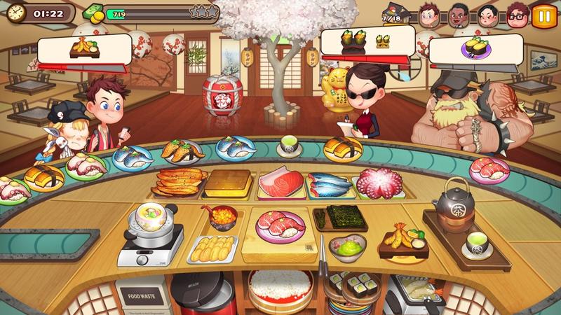 烹饪冒险官方版50100截图0
