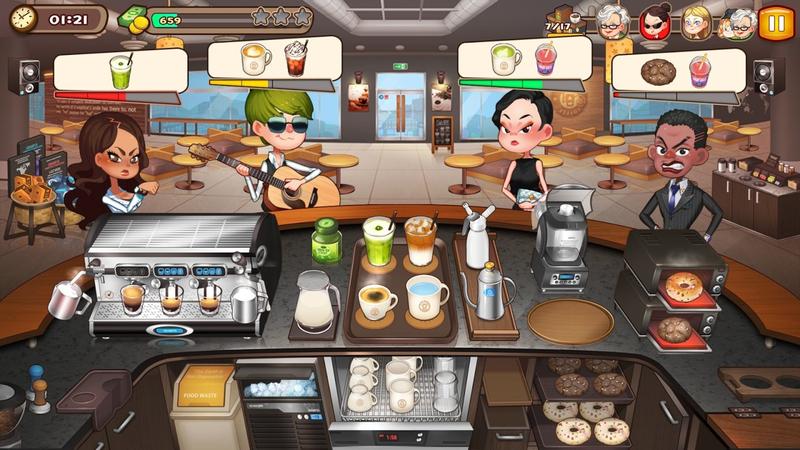 烹饪冒险官方版50100截图3