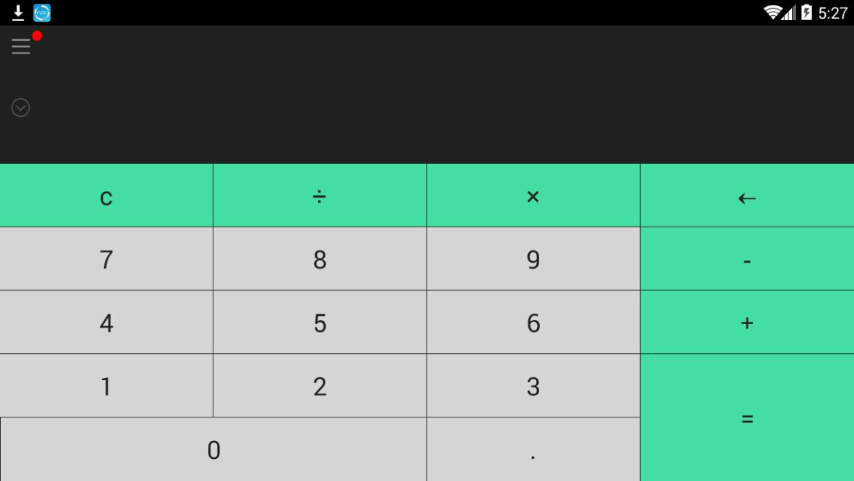 小明计算器appv4.1截图1