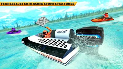 摩托艇速度赛车3D安卓版v1.1截图3