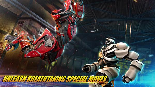 机器人格斗3D手游版1.7截图2