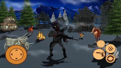 迷你牛仔狙击兵3d安卓版v1.0截图3