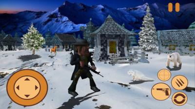 迷你牛仔狙击兵3d安卓版v1.0截图2