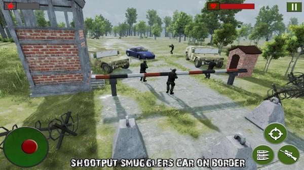 边境狙击战游戏
