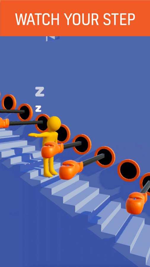 困倦的阶梯安卓版v0.3截图1