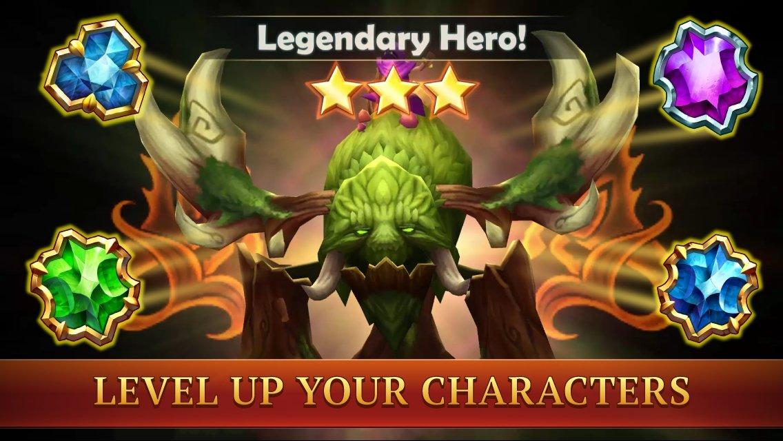 亚特兰提斯的英雄手游版1.11.16截图0