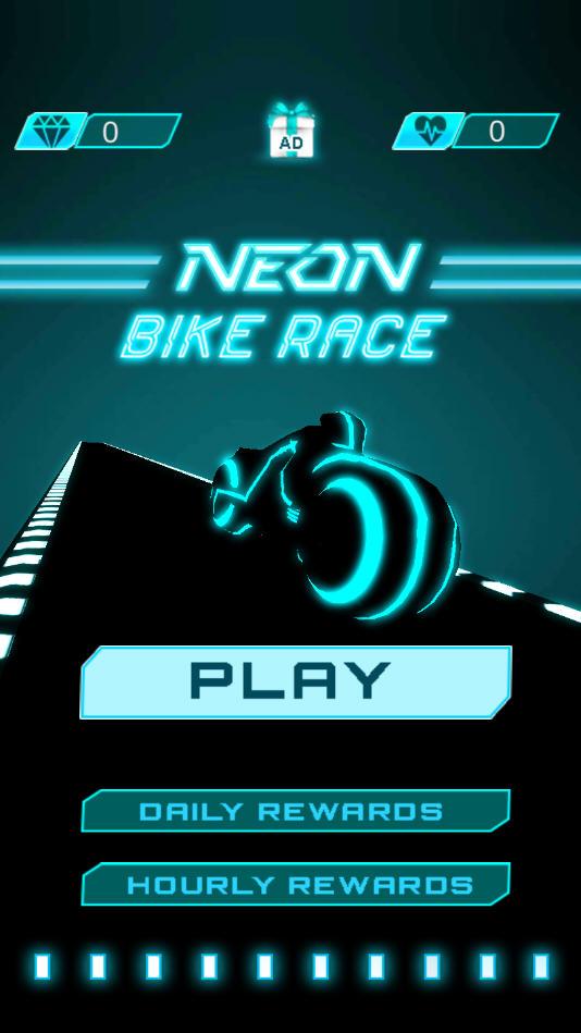 NeonBikeRace官方版1.10截图2
