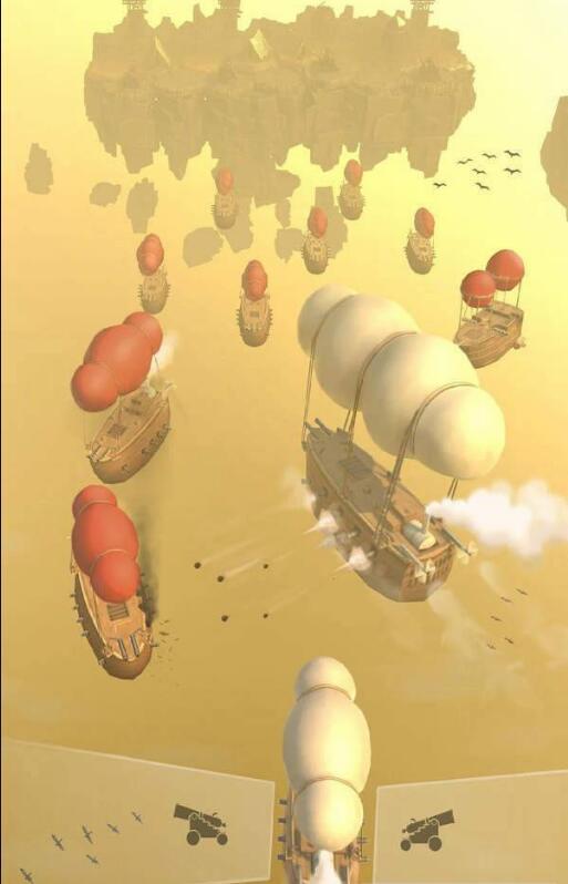 空中战舰全面战争游戏v0.9.8.0截图0